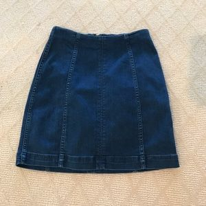 Free People Skirt size 0